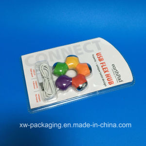 China Clear Blister Tray for Electronic Plastic Packaging pictures & photos