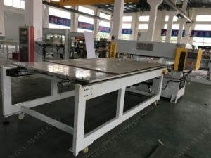 Hot Selling Hydraulic Aluminum Foil Auto-Feeding Cutting Machine pictures & photos