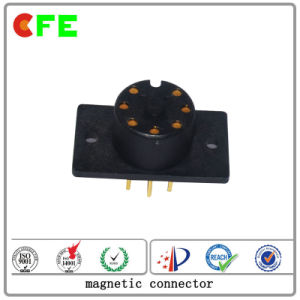 7pin Magnetic 12V Power Pin Connector pictures & photos