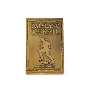 Customized Antique Brass Sport Souvenir Coin pictures & photos
