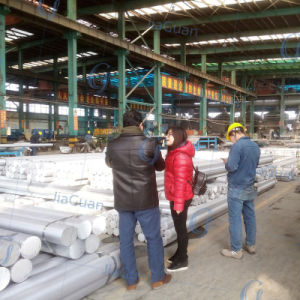 Competitive Price Alloy Aluminum Bars 6061 6063 pictures & photos