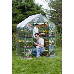 Garden Durable Iron Steel Frame Walk-in Grand Greenhouse pictures & photos