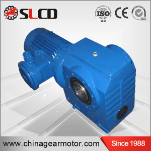 S Series Helical Worm Gear Units Transmission Parts for Lifting Machine pictures & photos