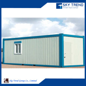 20 Feet Steel Structure Luxury Light Steel Framing Prefabricated Container Home pictures & photos