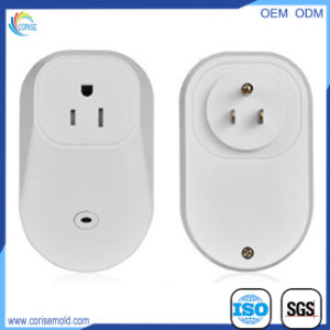 WiFi Smart Power Adapter Housing Universal Plugs Outlet pictures & photos