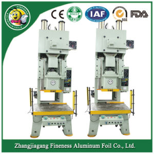Top Quality Hot Selling Aluminium Foil Rolls and Containers Stamping Machine pictures & photos