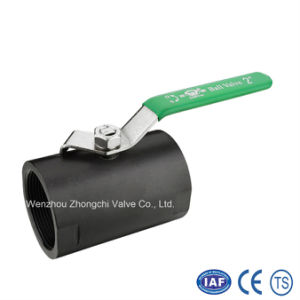 Wcb 1PC Bar Stock Ball Valve pictures & photos