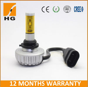New H4 H7 H8 H10 H11 H16 9005 9006 LED motorcycle Light Bulb pictures & photos