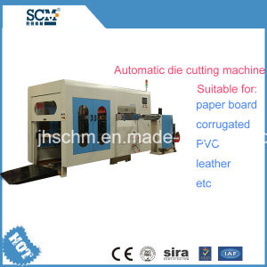 Fabric /Corrugated /Leather Die Cutting Machine