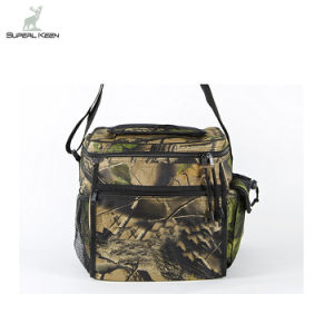 Durable Easy Packaging 24 Can Camo Cooler Bag pictures & photos