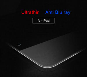 High Quality Ultra Clear 2.5D Curved Edge Protective Tempered Glass Screen Protector for iPad Air 2 pictures & photos