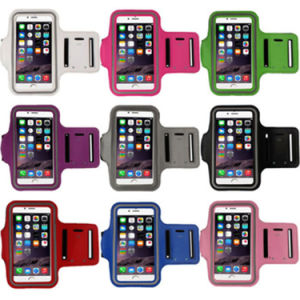 Outdoor Running Jogging PU Armband for iPhone pictures & photos