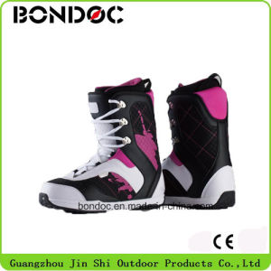 Fashionable Good Design Safety Snowboard Boots pictures & photos