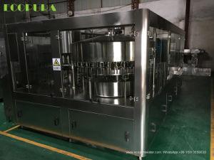 Juice Beverage Filling Machine / Hot Drinks Bottling Packaging Line (3-in-1 RHSG40-40-15) pictures & photos