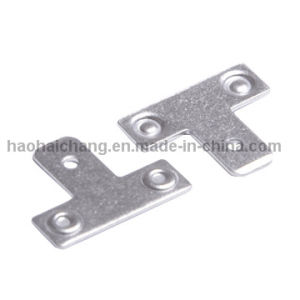 Metal Stamping Nickel Plated Brass 2.8mm Plug Automotive Connector Terminal pictures & photos