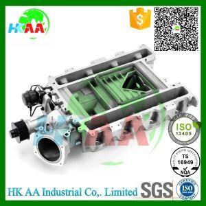 5-Axis Simultaneous Motion CNC Machined Aluminum Supercharger Case pictures & photos