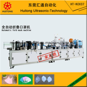 Fully Automatic Folding Mask Making Machine 9001/9002 Mask Machine pictures & photos