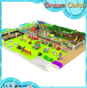 Hot Selling Commercial Used Kids Soft Indoor Playground for Sale pictures & photos