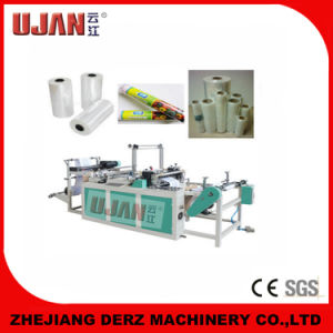 Automatic Rubbish Bag Making Machinery for Making Bag in Roll pictures & photos