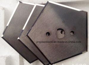Tungsten Steel Pentagonal Blade pictures & photos