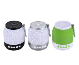 Portable Mini Size Colorful Wireless Bluetooth Music Box Speaker