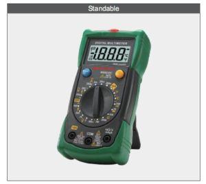 Professional 2000 Counts Pocket Digital Multimeter (MS8233B) pictures & photos