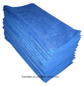 Microfiber Cleaning Towel/Microfiber Cloth pictures & photos