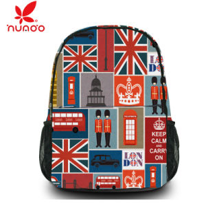 Canvas Unisex Travel Bags School Backpack Fashion Shoulder Bag Rucksack pictures & photos