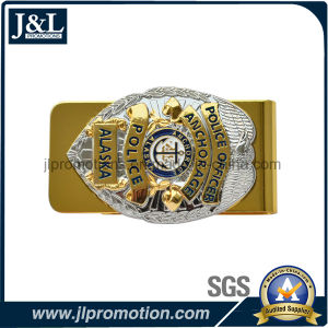 Customer Logo Golf Money Clip in High Quality pictures & photos