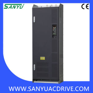 600A 315kw Sanyu Frequency Inverter for Air Compressor (SY8000-315P-4) pictures & photos