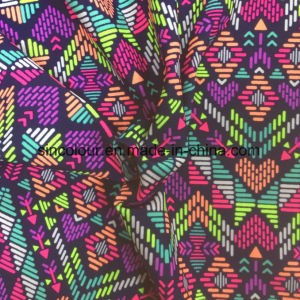 80%Polyamide 20%Spandex Printing Fabric for Swimwear pictures & photos
