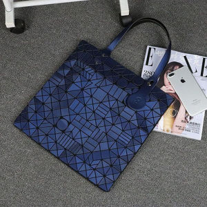 Matt Royal Blue PU Designer Handbag (A0119-5)