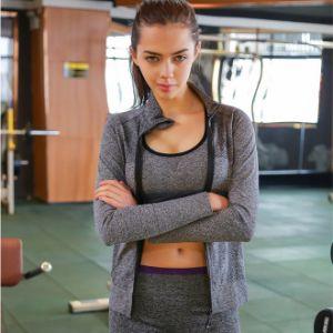 Sports Bra Leggings 2 Pieces Set Yoga Suit pictures & photos