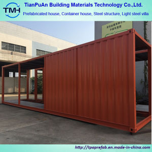 Customized Prefabricated Modular Mobile Container House pictures & photos
