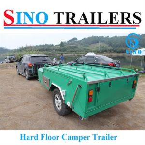 High Quality Popular Hard Floor off Road Camper Trailers pictures & photos