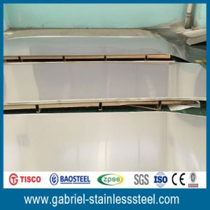Good Quality Thin Stainless Material 304 316 Steel 0.1mm Metal Sheet Supplier pictures & photos