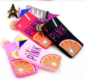 2017 Professhional Manufacture Silicone Rubber Phone Cover pictures & photos