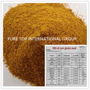 Corn Gluten Meal for Animal Feed Chicken Feed 60% Protein pictures & photos