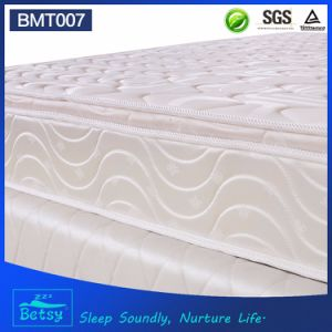 OEM Resilient Bonnell Spring Mattress 25cm High with Resilient Bonnell Spring and Comfort Box Top Layer pictures & photos