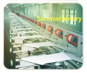 High Speed Automatic Wet Wipes Production Line with Ce (BWL-40) pictures & photos