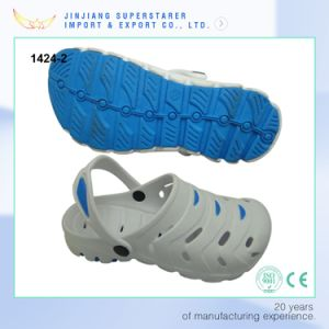 Classic Anti Slip Men Garden Clog with Rubber Sole pictures & photos