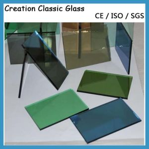 4mm-12mm Reflective Glass/Coated Glass for Curtain Wall pictures & photos