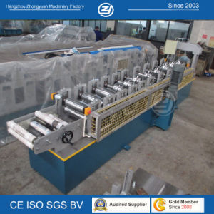 Galvanized Sheet Metal Ridge Cap Roll Forming Machine pictures & photos