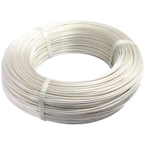 Insulated Coaxial Cable Coaxial Wire with Rg178 pictures & photos