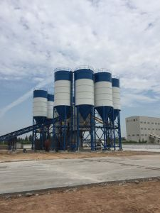 Good Price Hzs180 Concrete Batching Plant for Sale pictures & photos