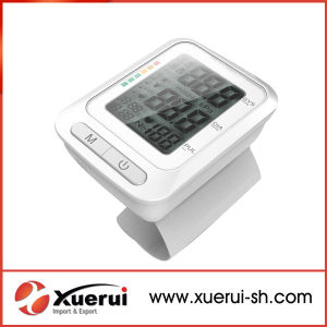 Automatic Digital Wrist Blood Pressure Monitor pictures & photos