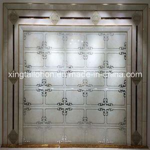 Wholesale Painting Building Material Glass Wall pictures & photos