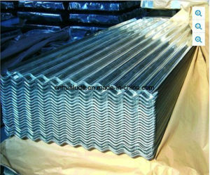 Gi Roofing Material Galvanized Corrugated Sheet pictures & photos