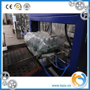 Semi-Automatic Beverage Can Membrane Packer pictures & photos