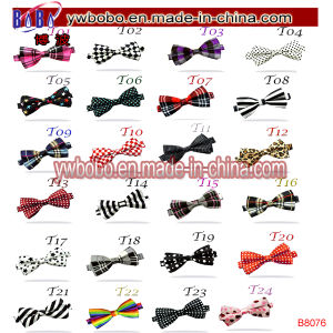 Mens Ties Adjustable Pre Tied Wedding Party Dickie Bow Ties (B8073) pictures & photos